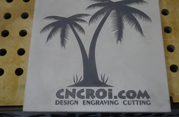 laser-tile-engrave-xx3 Custom Tile Paint Filling CNC Laser Engraving