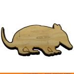 0009-armadillo Armadillo Shape (0009)