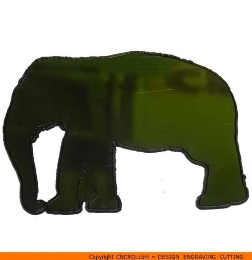 0045 Elephant Shape (0045)
