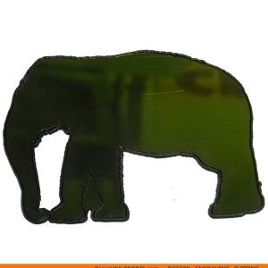 0045 Elephant Shape (0045)