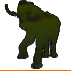 0047 Elephant Attack Shape (0047)