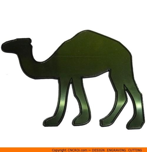 0048 Camel Side 3 Shape (0048)