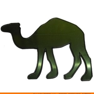 0048 Camel Side 3 Shape (0048)