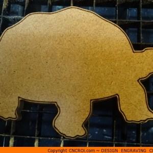 animal-shape-x6 Turtle Tortoise Shape (0017)