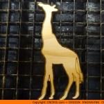 custom-silhouette-xx4 Giraffe Shape (0011)