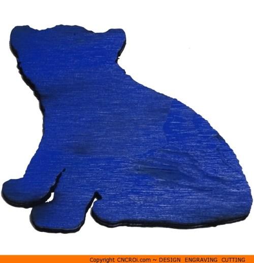 0091-cubb Lion Cub Shape (0091)