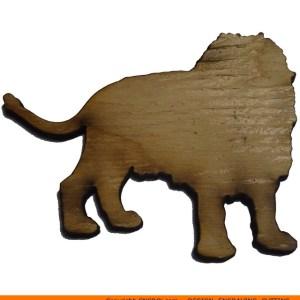 0092-lion Lion Shape (0092)