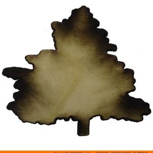 0124-tree-conifer-wide Wide Conifer Shape (0124)