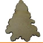 0126-tree-conifer-shapedb Shaped Conifer Shape (0126)