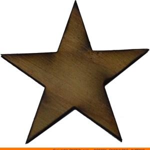 106-geometry-star-5 Star (5 sharp point) Shape (0106)