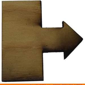 109-arrow-box-one Box One Arrow Shape (0109)