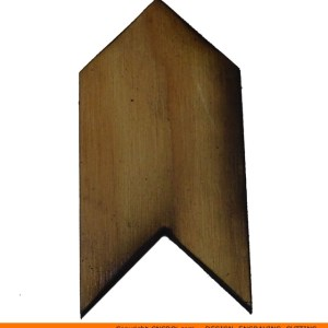 121-arrowed Thick Solid Pointy Start Arrow Shape (0121)