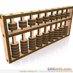 cnc-laser-abacus-b Abacus B