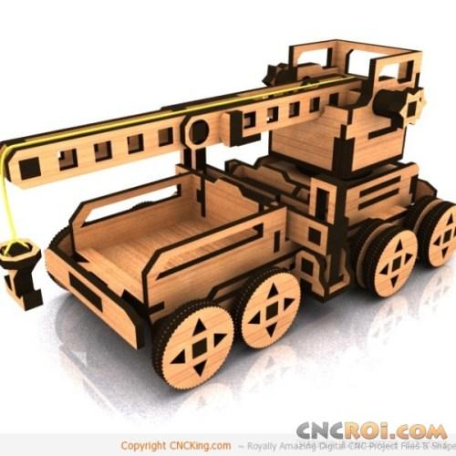 cnc-laser-mobile-crane Mobile Crane B