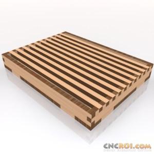 crumbtray-model-kit-bread-1 Bread Crumb Cutting Tray