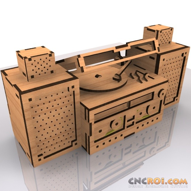 stereo-bank-model-kit-1 The Power of 3D Visualization for Custom Designs