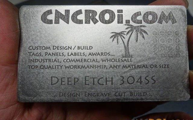 304ss-deep-etch-xx3 304SS Deep Etched Machine Tag: Etching through Finishing