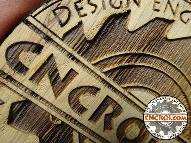 oak-name-badge-1 Custom Solid Oak Name Badge: Networking Must-Have!