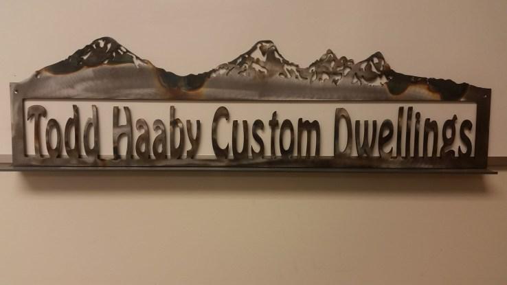 custom business sign 2