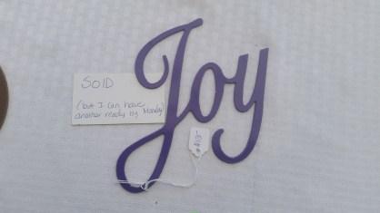 simple joy in purple
