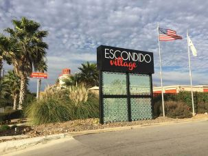 Escondido sign