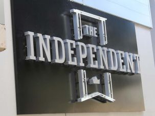 The Independent Sign