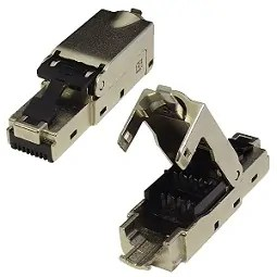 CNET CAT6A Speedy RJ45 Plug for Field Termination
