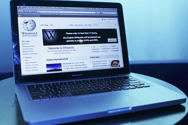 消息不可靠? 英國《每日郵報》遭維基百科禁用 | 匯流新聞網