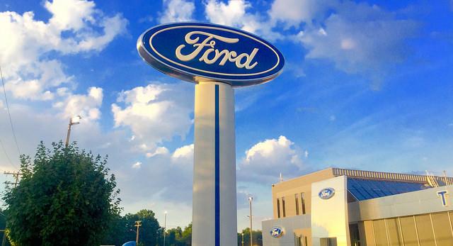 百度、Ford強強聯手!將在中國進行無人駕駛測試