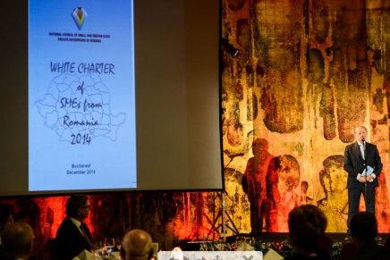 Carta Albă a IMM-urilor ~2014~ ediția în limbi străine