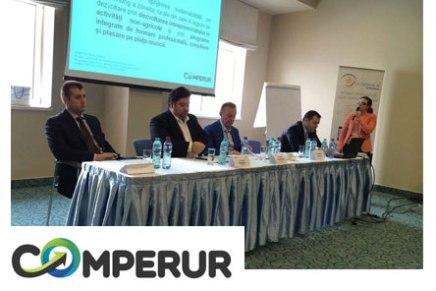 COMPERUR – conferință regională București