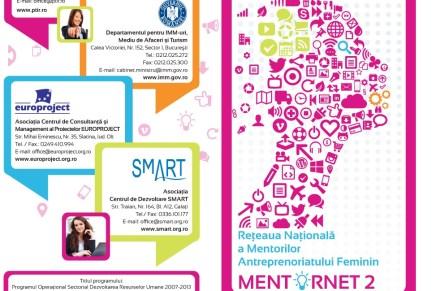 MENTORNET – invitație Cluj, 13 februarie 2015