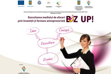 BIZ UP!: concurs planuri de afaceri