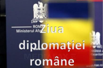 Reuniunea anuala a diplomatiei romane