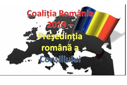 Coalitia Romania 2019 – Presedintia romana a Consiliului