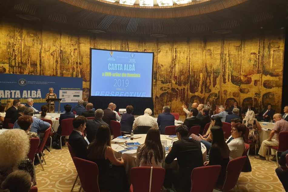 Cea de-a 17-a editie a Cartei Albe a IMM-urilor din Romania