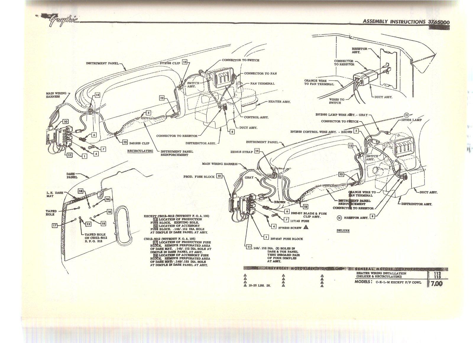 59 chevy wiper switch wiring diagram 77 corvette