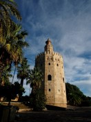 """""""Torre de Oro"""" or """"Gold Tower"""" used to be a watch tower and a prison"""
