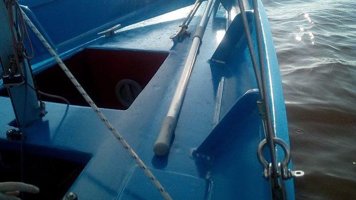 Navigation sur nos deux goélettes