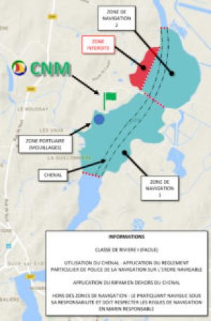 Zone de Navigation de Mazerolles