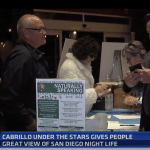 KUSI coverage of Cabrillo Under the Stars 2019