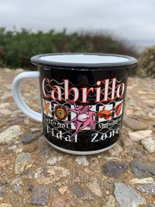 Cabrillo National Monument Tidal Zone Mug