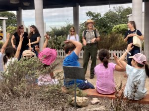school groups, Cabrillo National Monument Foundation