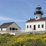 old point loma lighthouse, cabrillo national monument foundation