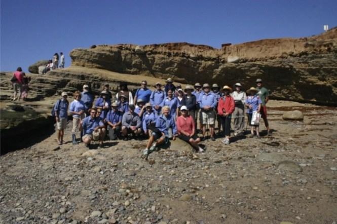 volunteers, Cabrillo National Monument Foundation