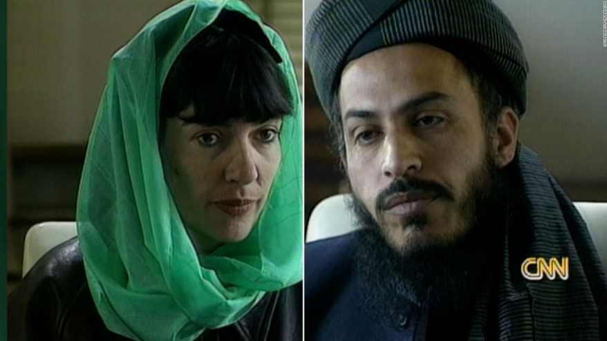 مذيعة  CNN كريستيان أمانبور تتذكر مقابلة مسؤول في طالبان ووعوده لها قبل 25 عامًا.. ماذا قال؟