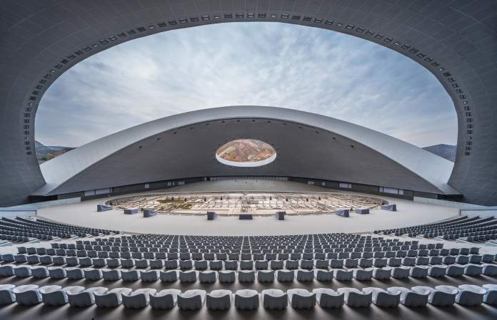 Revealing the best new architectural designs in the world