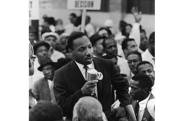 Rev Dr Martin Luther King Jr