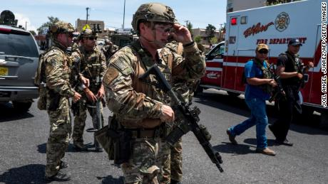 #CNN7 #News: #ELPASO #TEXAS #SHOOTING