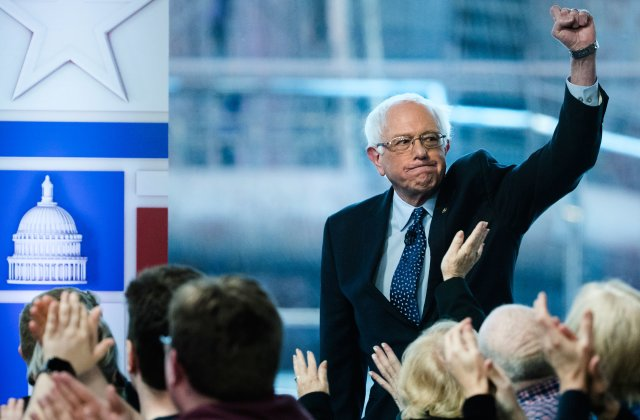 #CNN7: #BernieSanders withdraws from 2020 #PresidentialRace